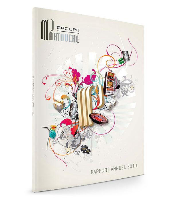 Rapport annuel du Groupe Partouche 2010