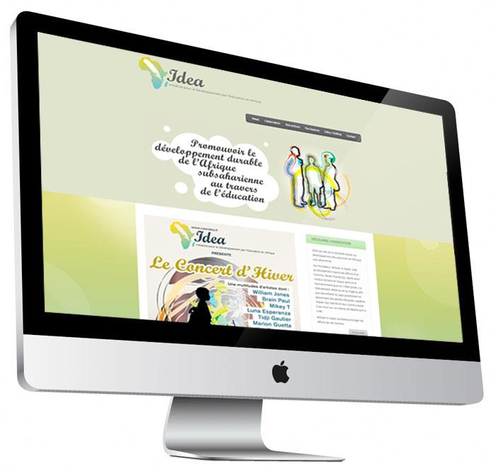 Site Internet Idea