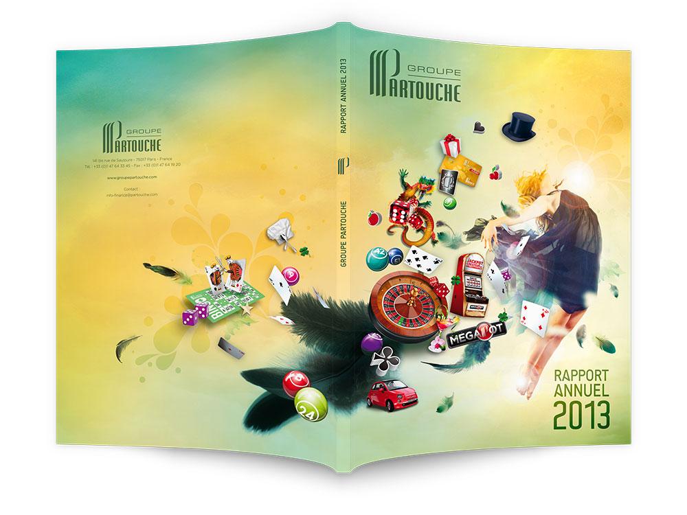 Rapport annuel Groupe Partouche 2013