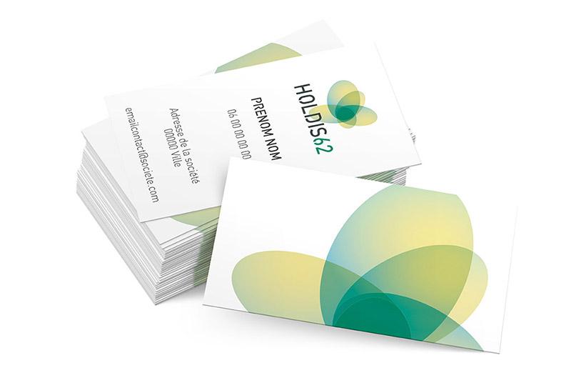 Holdis62 - Cartes de visite