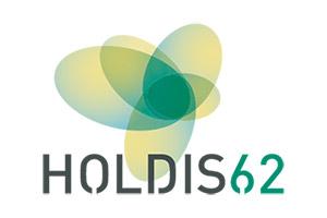 Holdis62 - Logo