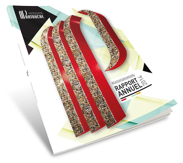 Rapport annuel Groupe Partouche 2014