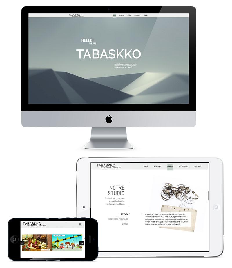 Site internet de Tabaskko